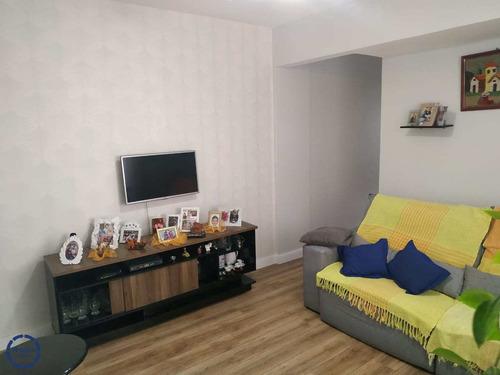 Apartamento Com 1 Dorm, Itararé, São Vicente - R$ 260 Mil, Cod: 17665 - V17665