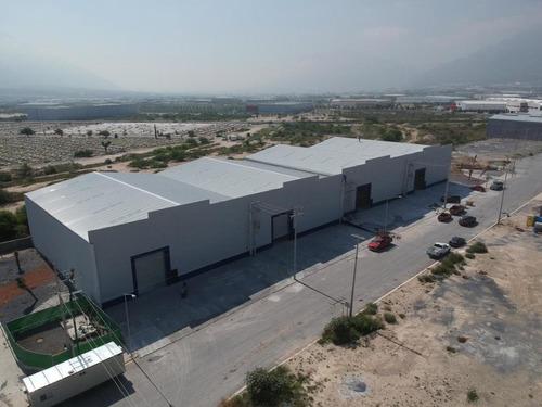 Imagen 1 de 2 de Bodega_nave_parque_industrial En Renta, Santa Catarina, Nuevo León