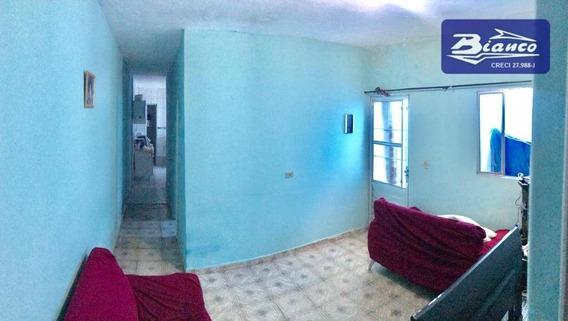 Casa Residencial À Venda, Jardim Munira, Guarulhos. - Ca0705