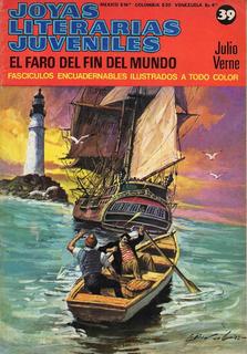 Joyas Literarias Juveniles # 39 - El Faro Del Fin Del Mundo