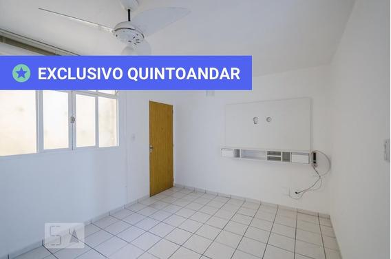 Apartamento No 1º Andar Com 2 Dormitórios E 1 Garagem - Id: 892944154 - 244154