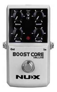 Pedal Efecto Guitarra Electrica Nux D Boost Core Deluxe