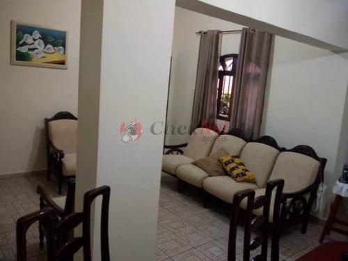 Casa Térrea Para Venda  Em Santo André No Bairro Jardim Bela Vista. - 6268