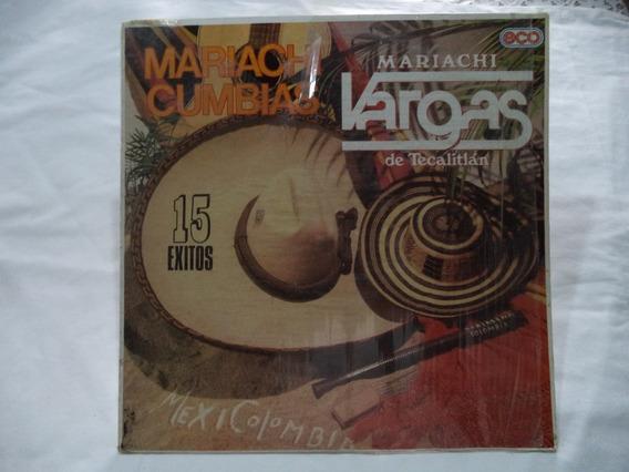 Mariachi Vargas Mariachi Cumbias 1984 Lp De Coleccion