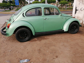 Volkswagen Escarabajo Brasilero