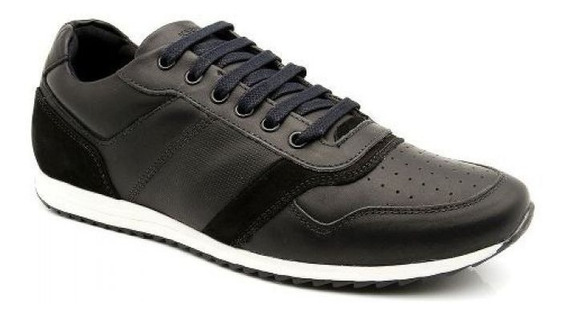 Tênis Masculino Keep Shoes Cor Preto