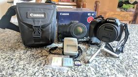 Câmera Canon Sx530 Hs + Acessorios