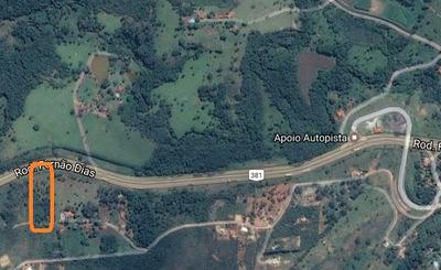 Terreno 2500 M2 Próximo À Rodovia