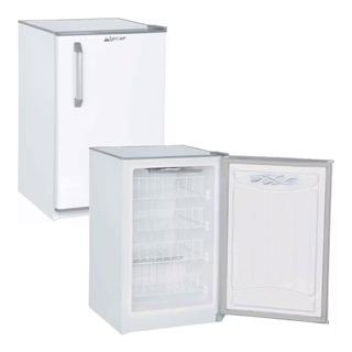 Freezer Bajo Mesada Vertical 130 Lts Lacar - Industria Nacional - Garantia Oficial En Todo El Pais
