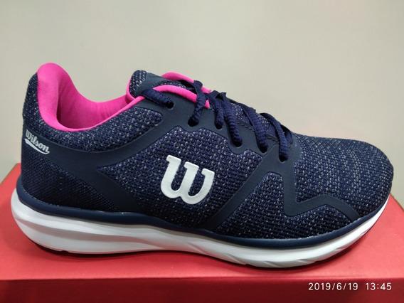 Tenis Wilson 7024-2061 Azul