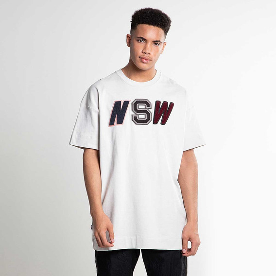 Playera Nike Sportswear Nsw 2 T-shirt Light Bone
