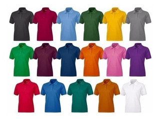 Polo Camisero Polo Pique Varones O Damas