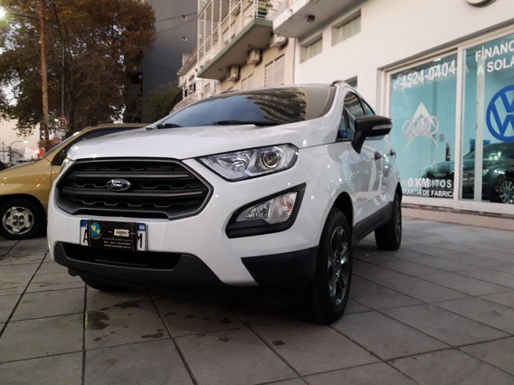 Ford Ecosport Freestyle 1.5 Año 2018