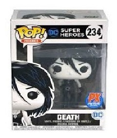 Funko Pop - Dc Super Heroes - Death #234
