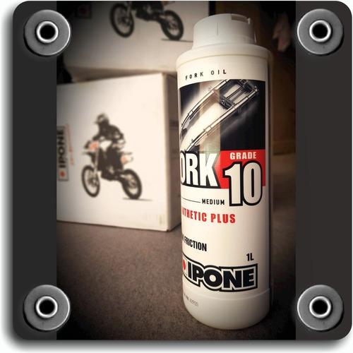 Aceite Para Horquillas Fork Oil 10w Ipone X 1lt