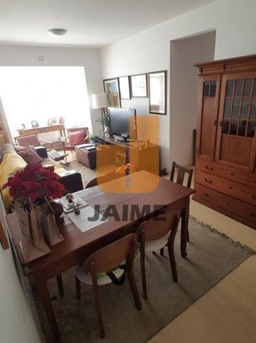 Apartamento À Venda Em Avenida Angélica, Higienópolis, 2 Quartos, 78 M² - Ja2743
