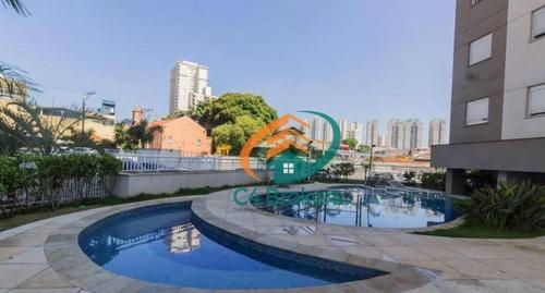 Apartamento Com 3 Dormitórios À Venda, 78 M² Por R$ 625.000,00 - Vila Augusta - Guarulhos/sp - Ap3931
