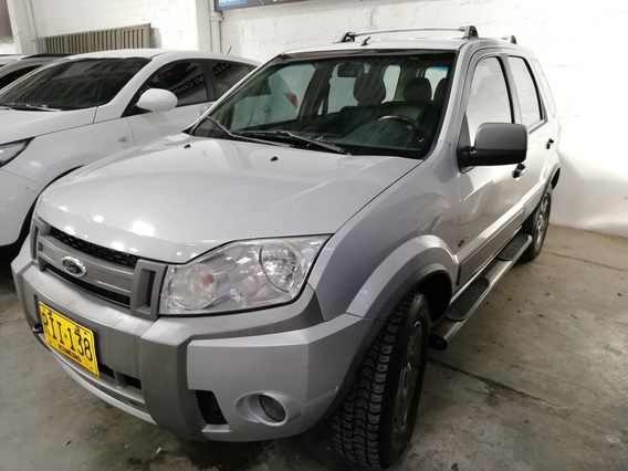 Ford Ecosport Mecánica 4x4