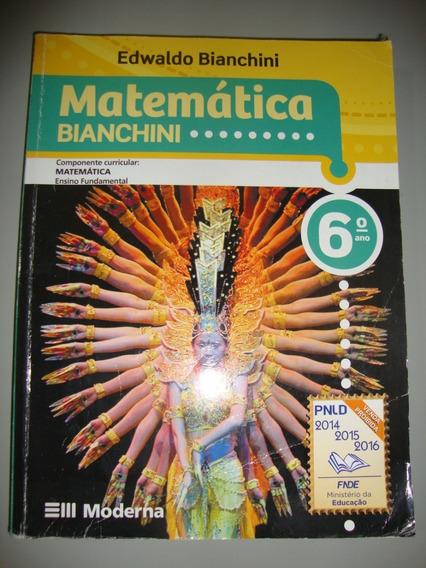 Livro Matemática - 6º Ano