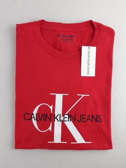 Playera Para Hombre Calvin Klein