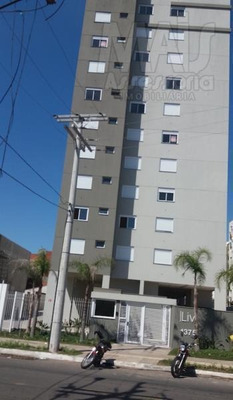 Apartamento Para Venda Em Cachoeirinha, Vila Monte Carlo, 2 Dormitórios, 1 Banheiro, 1 Vaga - Jva2507