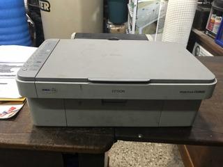 Impresora Andando Epson Cx3500