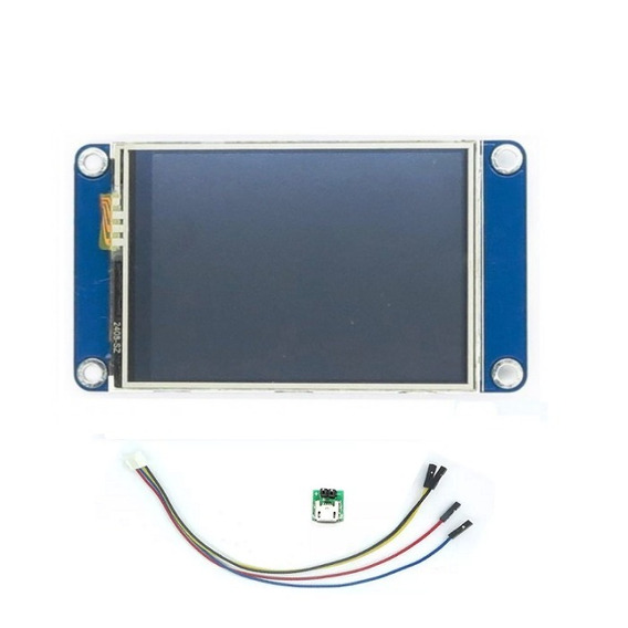 Tela Lcd Nextion 2.4 Ihm Led Touch Arduino Pic Clp (4002-1)