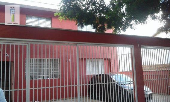 Casa Com 2 Dormitórios Para Alugar, 60 M² Por R$ 1.200,00/mês - Imirim - São Paulo/sp - Ca0124