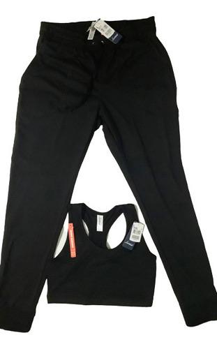 Pantalón Multiuso + Top