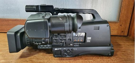 Filmadora Panasonic Ag-hmc80 - Com Case