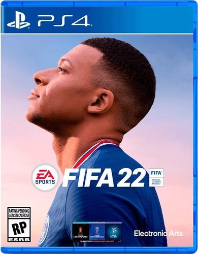 Imagen 1 de 1 de Fifa 22 Ps4 Standard Edition Juego Playstation 4