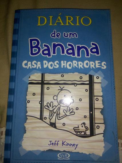Diário De Um Banana -vol.6-casa Dos Horrores