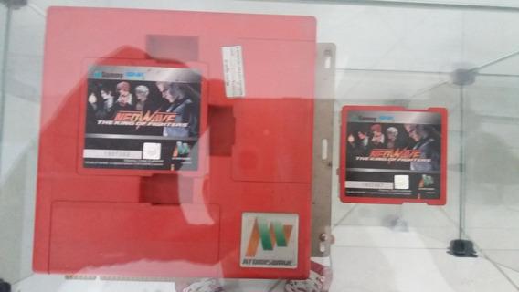 Placa Atomiswave Com 2 Jogos Kof Neowave