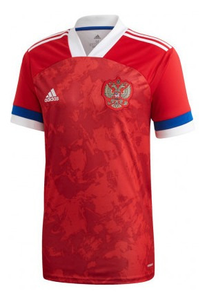 Camiseta adidas Rusia Home 2020 Newsport