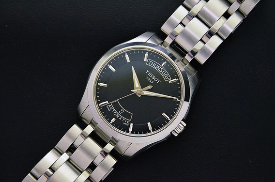 Tissot Couturier Automatic Day Date - Lindo Modelo