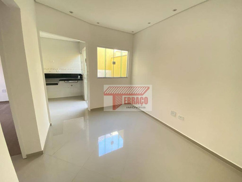 Imagem 1 de 12 de Sobrado Com 2 Dormitórios À Venda, 80 M² Por R$ 273.000 - Vila Príncipe De Gales - Santo André/sp - So1113