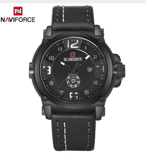 Relógio Naviforce Super Diferentera Pronta Entrega