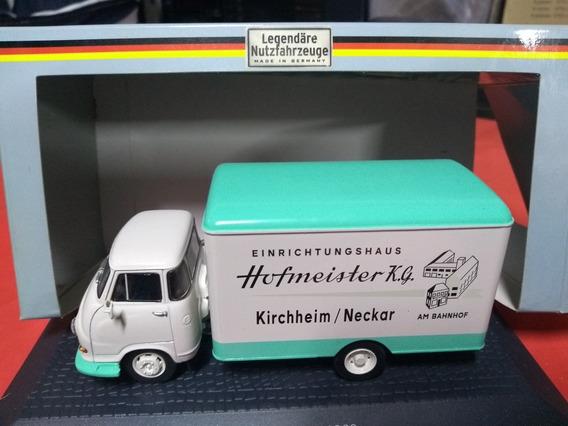 Hanomag Cervejaria Alemã 1960 Caminhão 1/43 Ixo