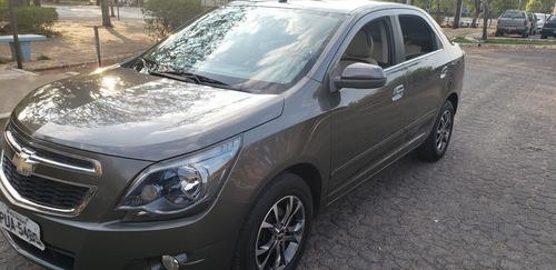 Imagem 1 de 15 de Chevrolet Cobalt 2015 1.8 Ltz Aut. 4p