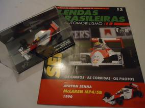 Lendas Brasileiras Do Automobilismo 12 - Ayrton Senna