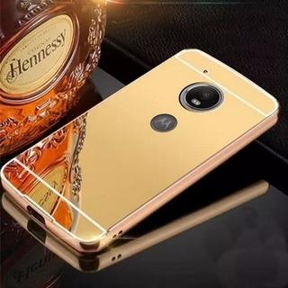 Capinha Capa Espelhada Celular Para Motorola Moto G5s Plus