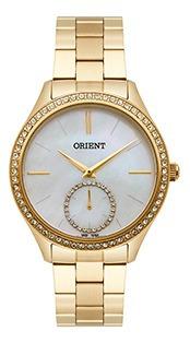 Relógio Orient Feminino Ref: Fgss0104 B1kx Diâmetro 36mm