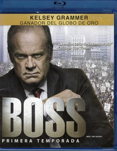 Boss Primera Temporada 1 Uno Serie Blu-ray