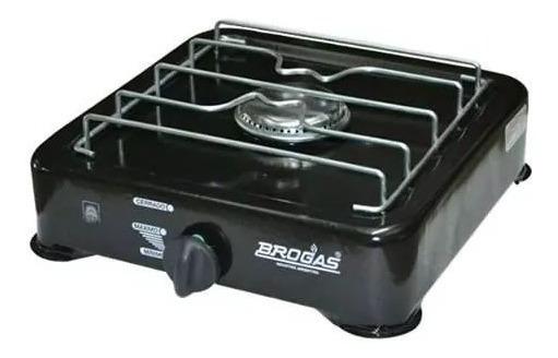 Anafe Brogas 1 Hornalla Aprobado Enargas Gas Envasado Cocina
