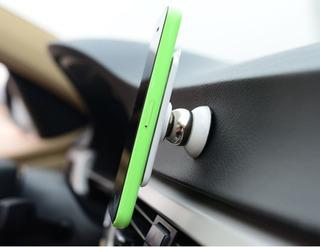 Soporte Universal Celular Magnético Holder Auto Parabrisas