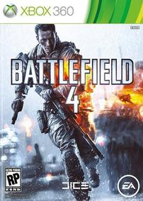 Jogo Battlefield 4 Xbox 360 Ntsc Midia Fisica Original