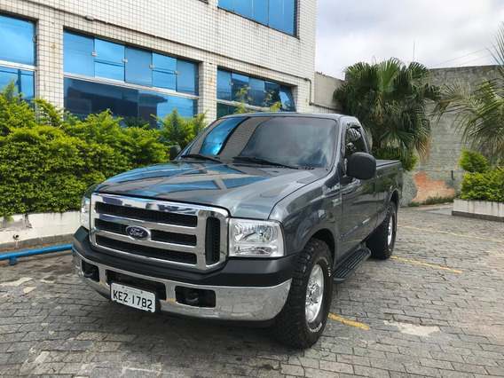 Ford F250 Xlt-l 4.2 Mwm Turbo Diesel