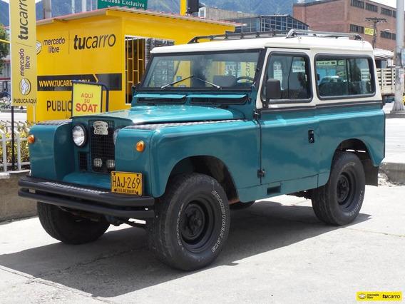 Land Rover Campero 1.3 Cabinado