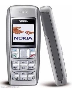 Celular Que Fala A Hora Nokia 1600 Bom Para Idoso Original