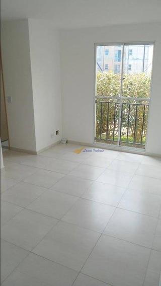 Apartamento Com 2 Dormitórios Para Alugar, 47 M² Por R$ 1.300,00/mês - Jardim Da Glória - Cotia/sp - Ap2964